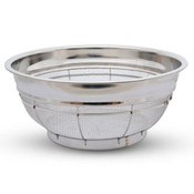 Stainless Shallow Colander