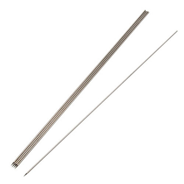"""Image of Stainless Skewer 5 Pieces per Pack 14""""L"""