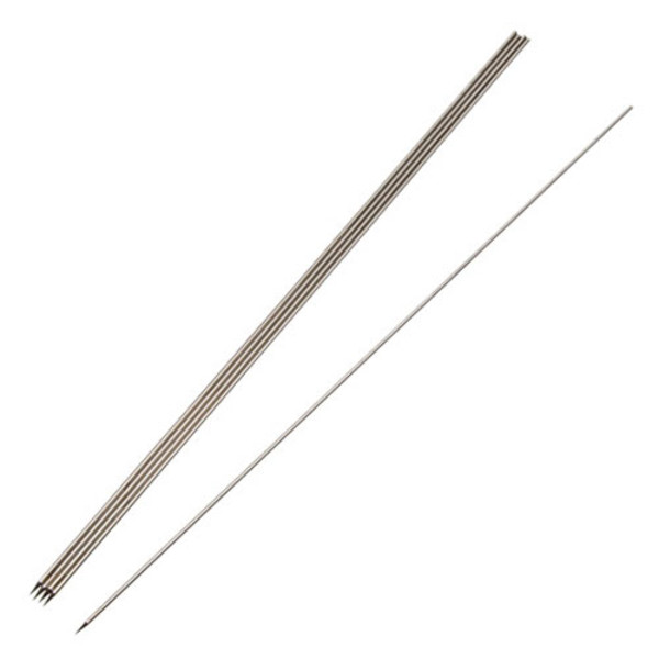 """Image of Stainless Skewer 5 Pieces per Pack - 17.75""""L"""