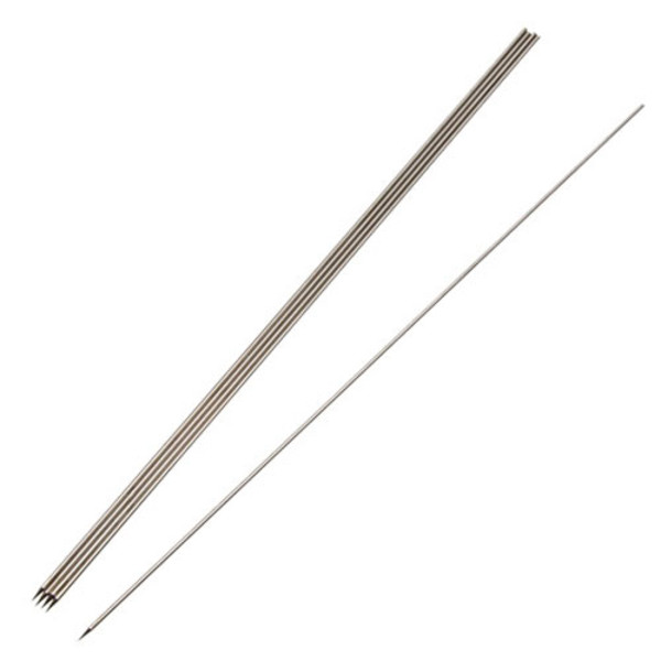 """Image of Stainless Skewer 5 Pieces per Pack 14.25""""L"""