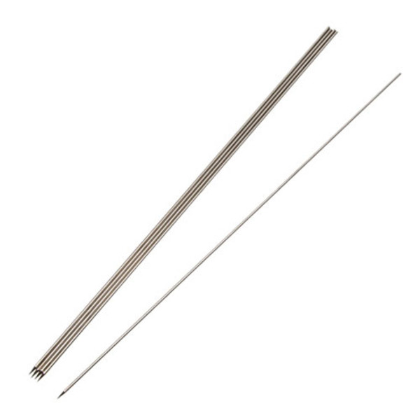 """Image of Stainless Skewer 5 Pieces per Pack 17.75""""L"""