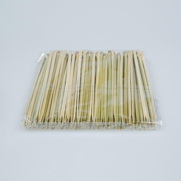 Image of Green Bamboo Matsu Skewers (Matsuba Gushi) 2