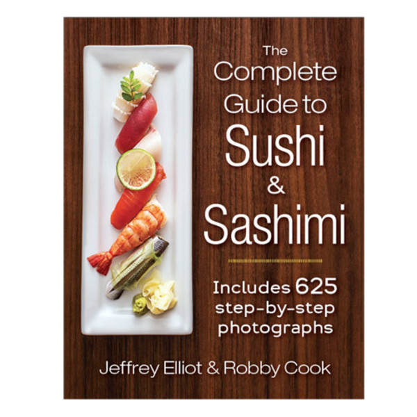 Image of The Complete Guide to Sushi and Sashimi