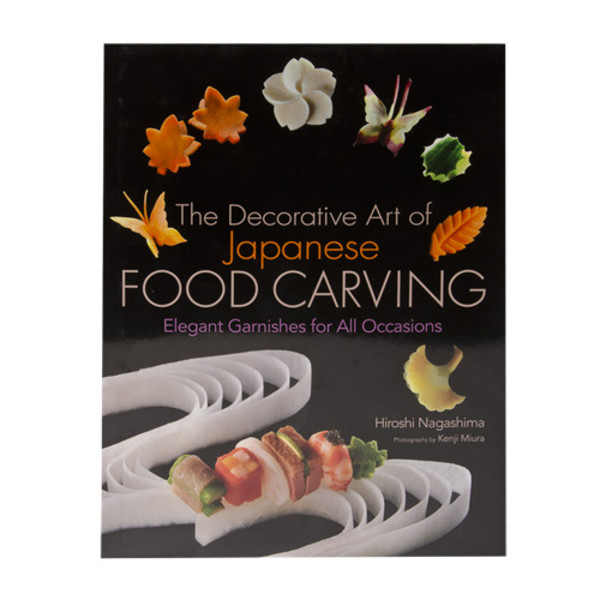 Image of The Decorative Art of Japanese Food Carving
