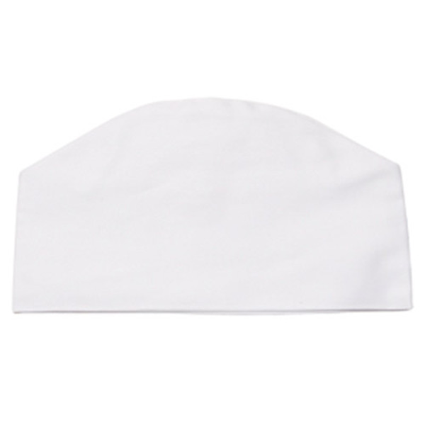 Image of White Chef Hat - Large