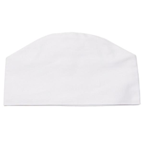 Image of White Chef Hat - Extra Large