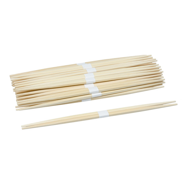 """Image of Double Pointed Disposable Bamboo Chopsticks 9.5""""L 1"""
