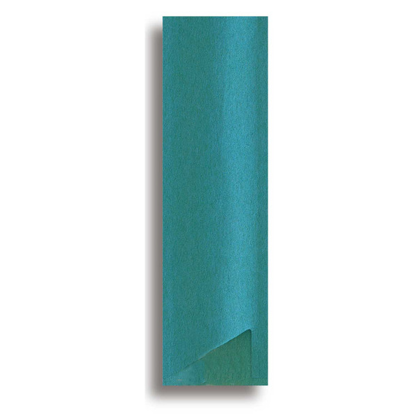 Image of Blue Paper Sleeve for Chopsticks 1
