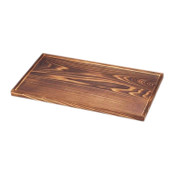 Wooden Base for Charcoal Konro Grill