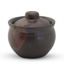 Nanban Bronze Sauce Pot