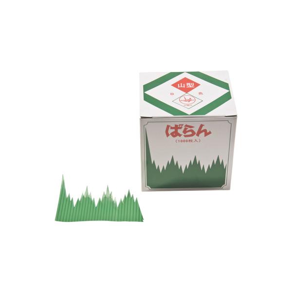 Image of Plastic Mountain Shaped Decorative Sheet (Yama Baran)