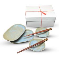 Zorba Blue Gift Set