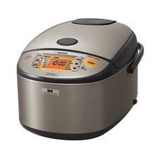 Zojirushi IH Rice Cooker & Warmer Stainless Steel 5.5Cups