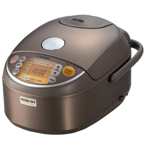 Image of Zojirushi Induction Heating Pressure Rice Cooker & Warmer 5.5Cups 1