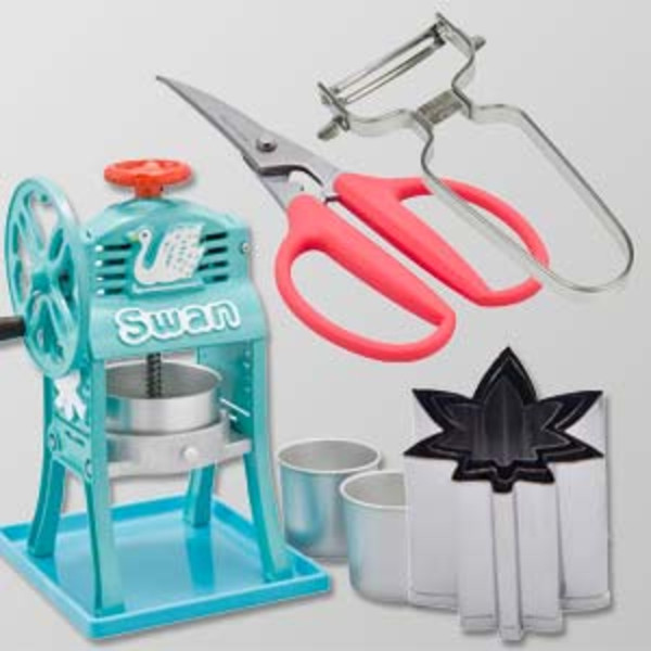 Vegetable Cutters & Peelers