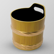 Sake and Wine Buckets