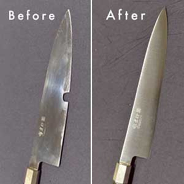 Sharpening & Repair