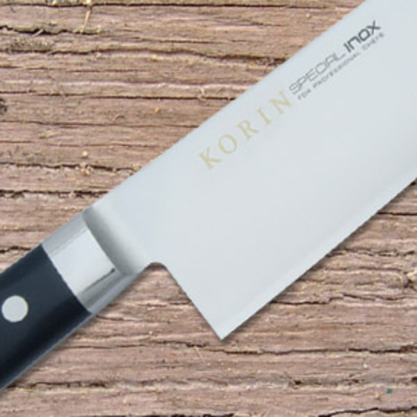 Korin Special Inox Black Handle