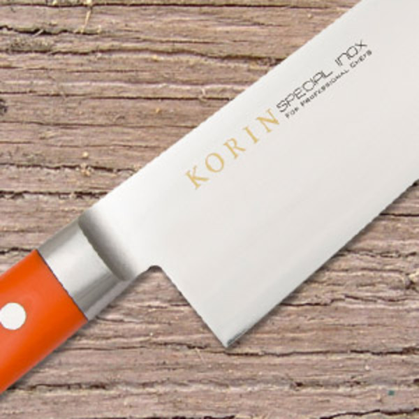 Korin Special Inox Orange Handle