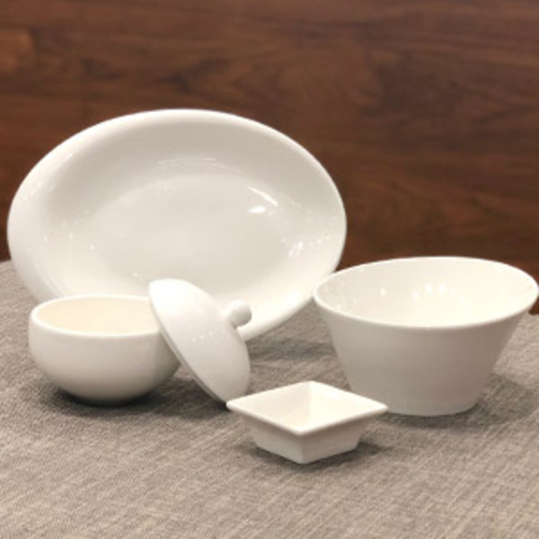 White Tableware Collections