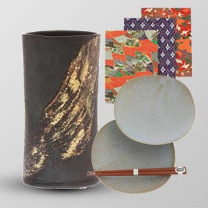 Gift Items, Chopsticks & Rests