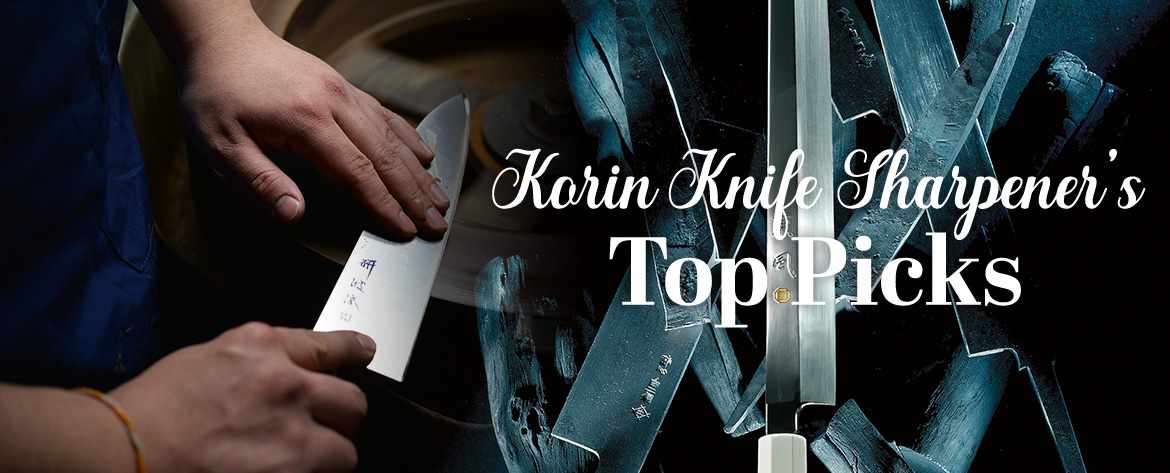 Knife Sharpener's Picks