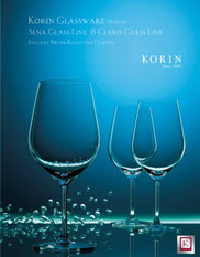 Korin Glassware Collection